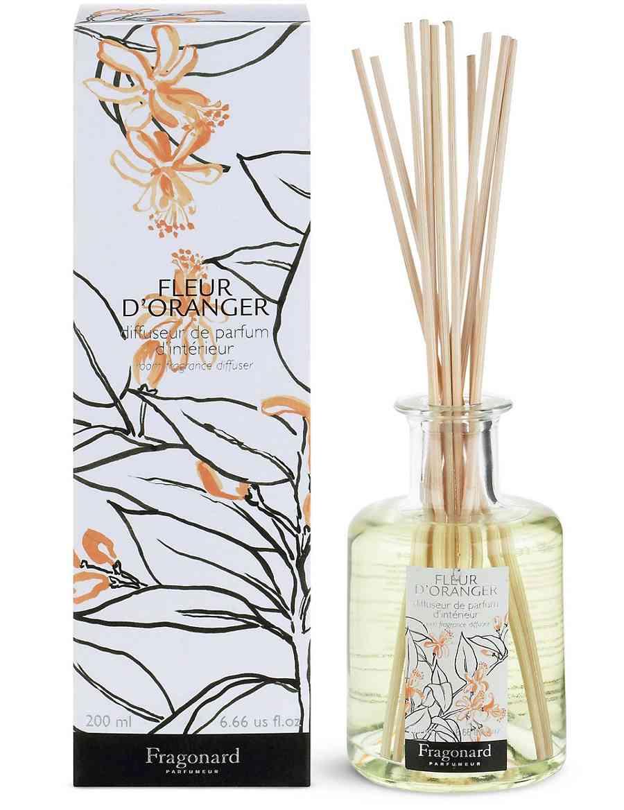 Fleur D Oranger Room Fragrance Diffuser 200ml Fragonard M S