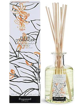 Fleur d'Oranger Room Fragrance Diffuser 200ml