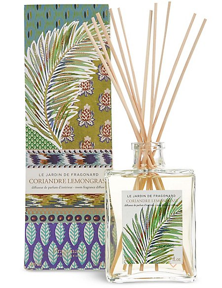 Coriandre Lemongrass Diffuser 200ml