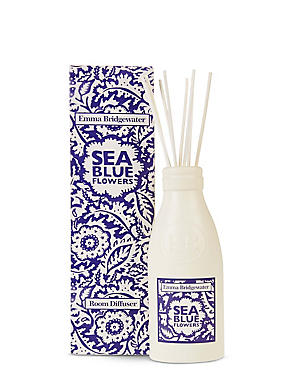 Sea Blue Flowers Room Diffuser 200ml