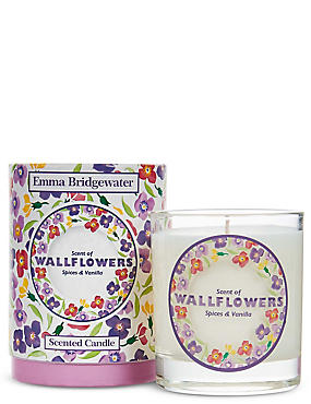 Wallflowers Candle 200g