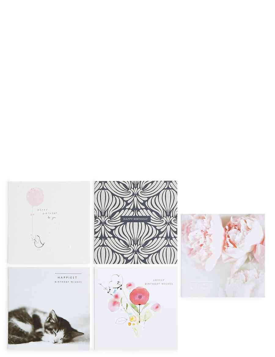Variety Pack Birthday Card Bundle