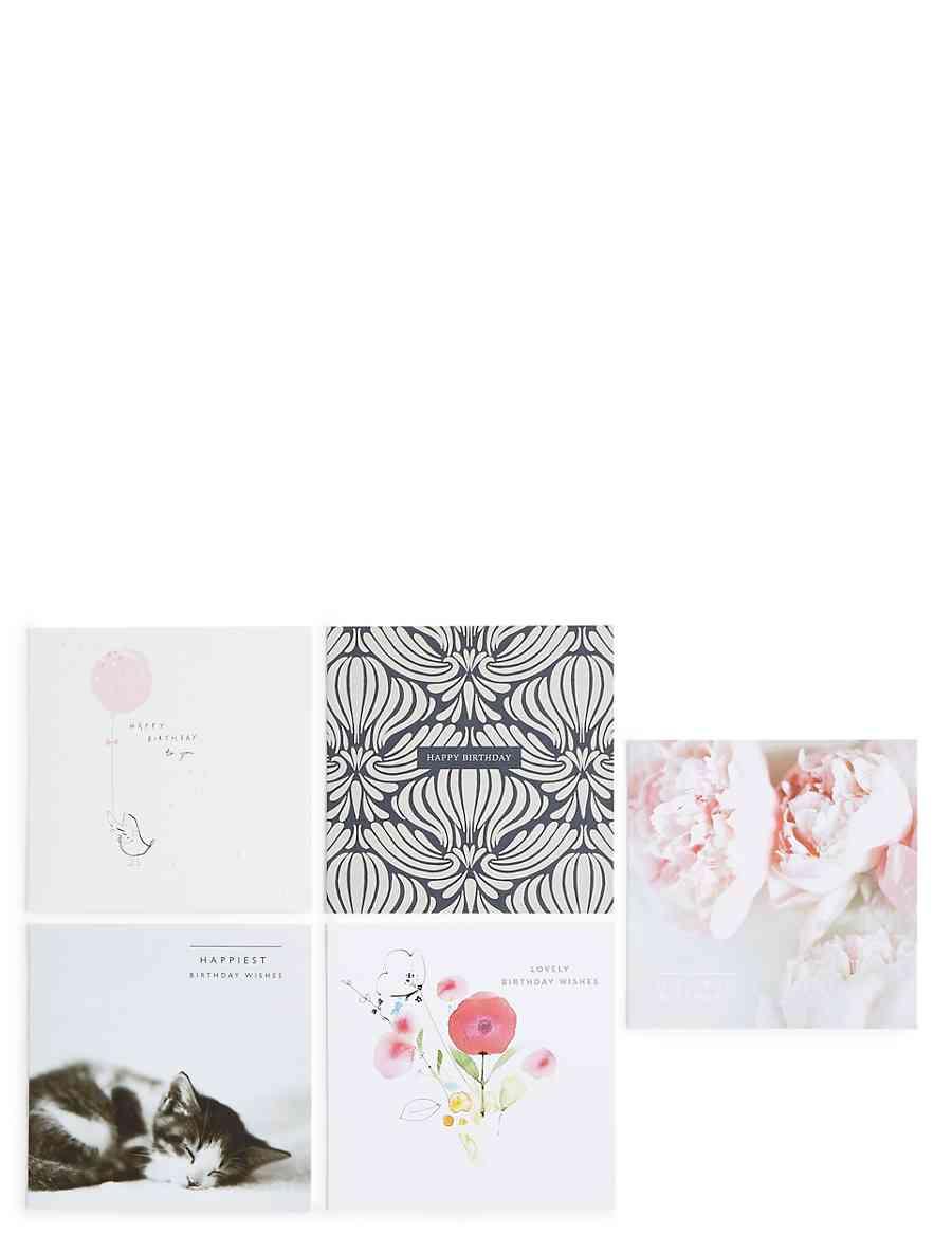 Variety Pack Birthday Card Bundle