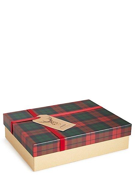 Tartan Large Gift Box