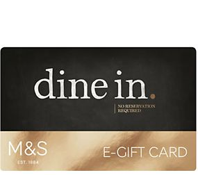 Dine in E-Gift Card
