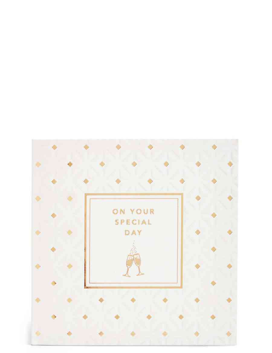 wedding gift card m s