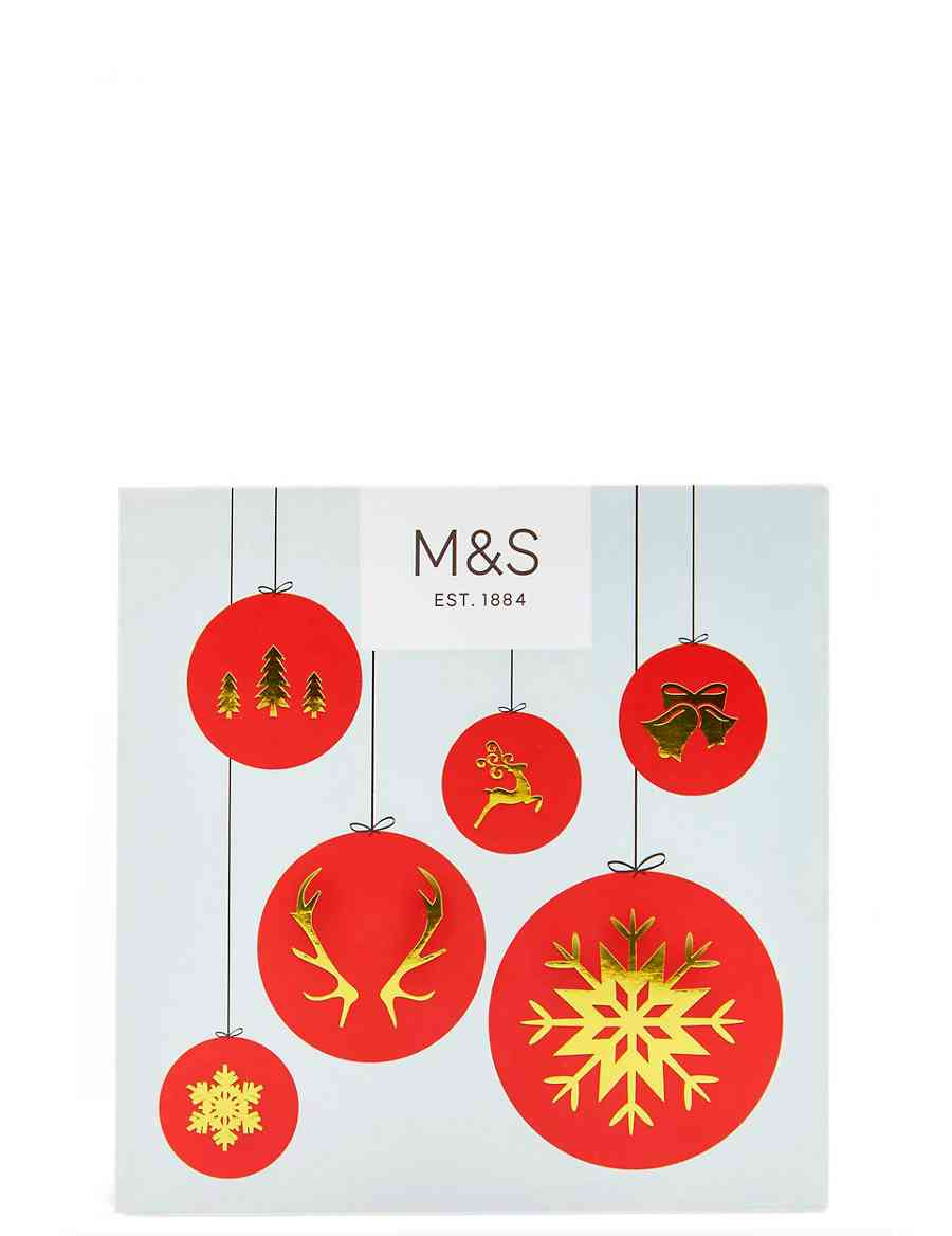 Christmas Bauble Gift Card | M&S