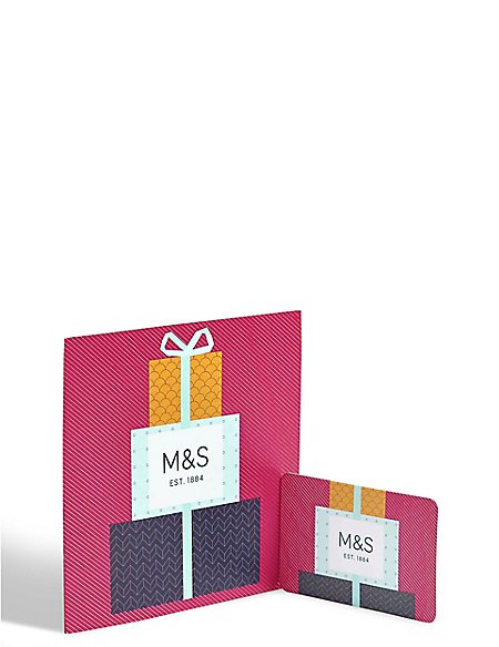 Presents Gift Card