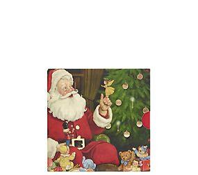 Santa Gift Card