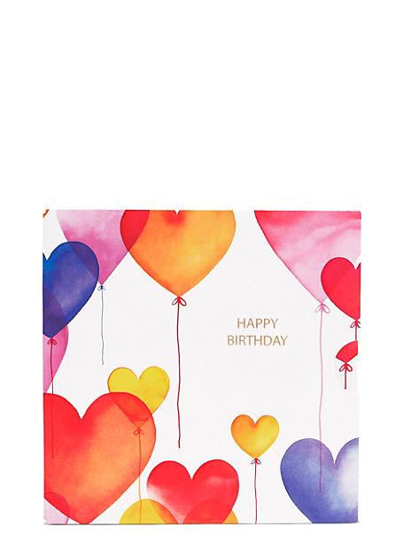 Birthday Balloons Gift Card