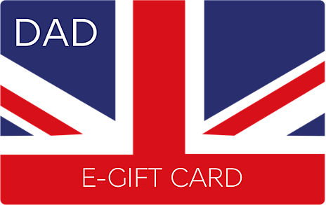 Dad Union Jack E-Gift Card