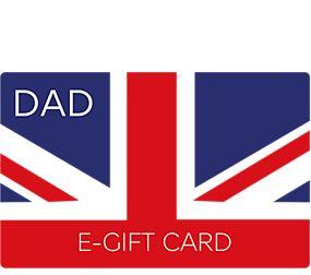 Dad Union Jack E-Gift Card