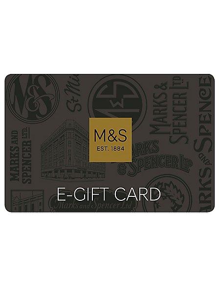 M&S E-Gift Card