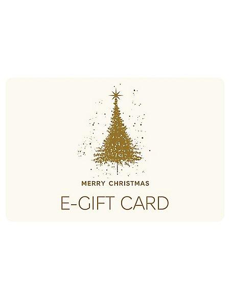 Christmas Tree E-Gift Card