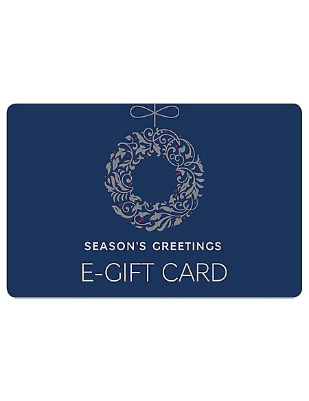 Christmas Wreath E-Gift Card