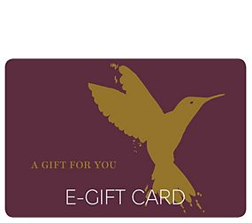 Hummingbird E-Gift Card
