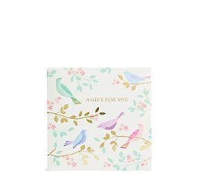 Birds Gift Card