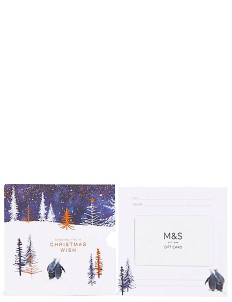 Penguins Gift Card