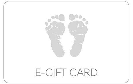 Baby Feet E-Gift Card