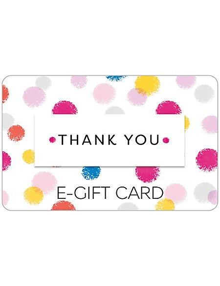 Thank You Spots E-Gift Card