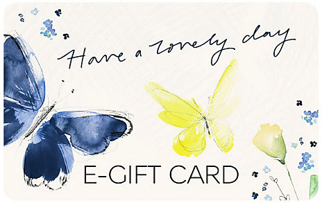 Butterfly E-Gift Card