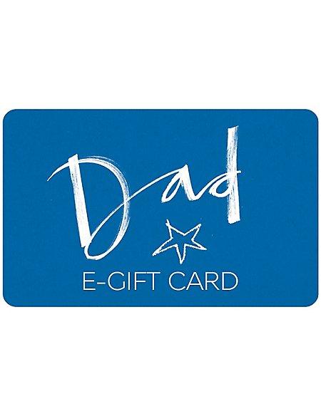 Dad E-Gift Card