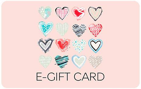 Hearts E-Gift Card