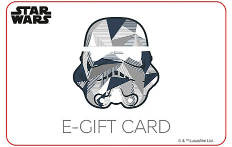 Star Wars™ Storm Trooper E-Gift Card