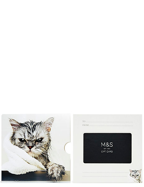 Angry Kitty Gift Card
