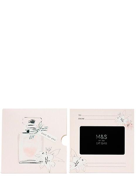 Perfume Gift Card