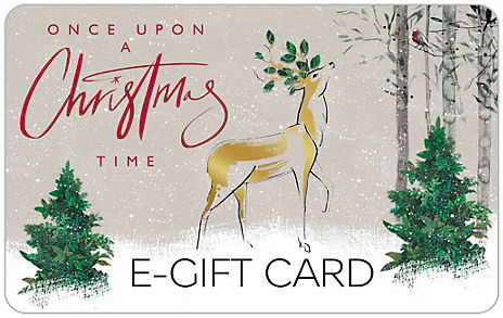 Deer in Forest E-Gift Card