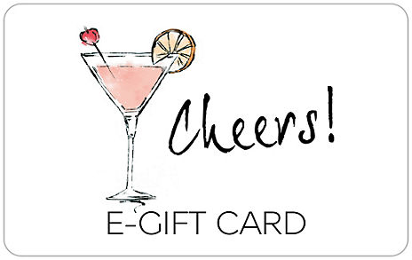 Cocktail E-Gift Card