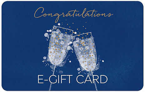 Two Glasses Navy E-Gift Card