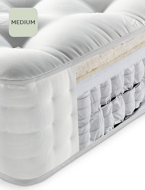 Lambswool Comfort 1800 Mattress