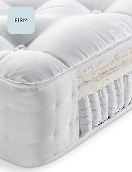 Natural 1500 Firm Mattress