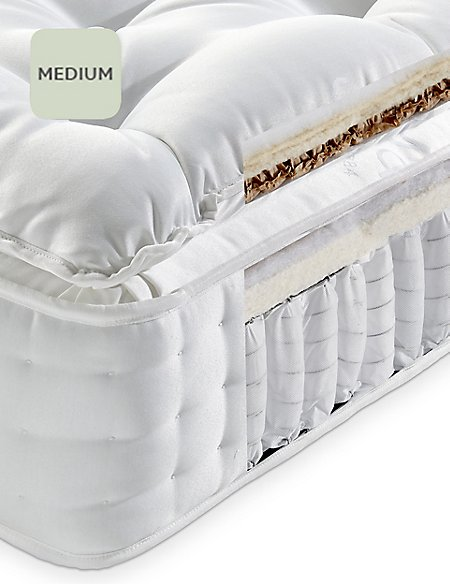 Pillow Top Silk 2000 Mattress