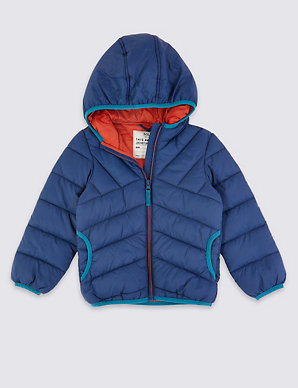 4ad431817d0 Padded Coat (3 Months - 7 Years)   M&S