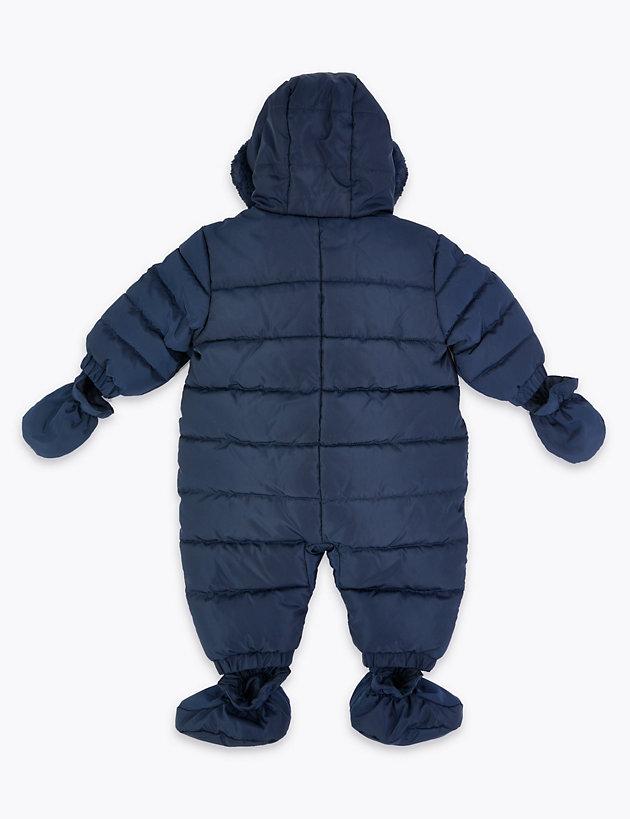 Padded Snowsuit (0-3 Yrs)
