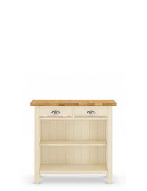 buy online cf924 12bce Padstow Console Table Cream