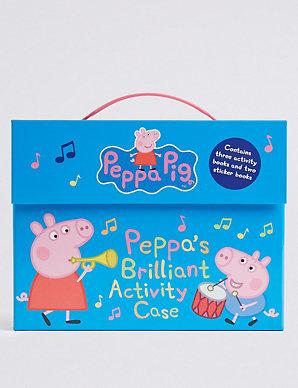 Peppa Pig Brilliant Activity Case