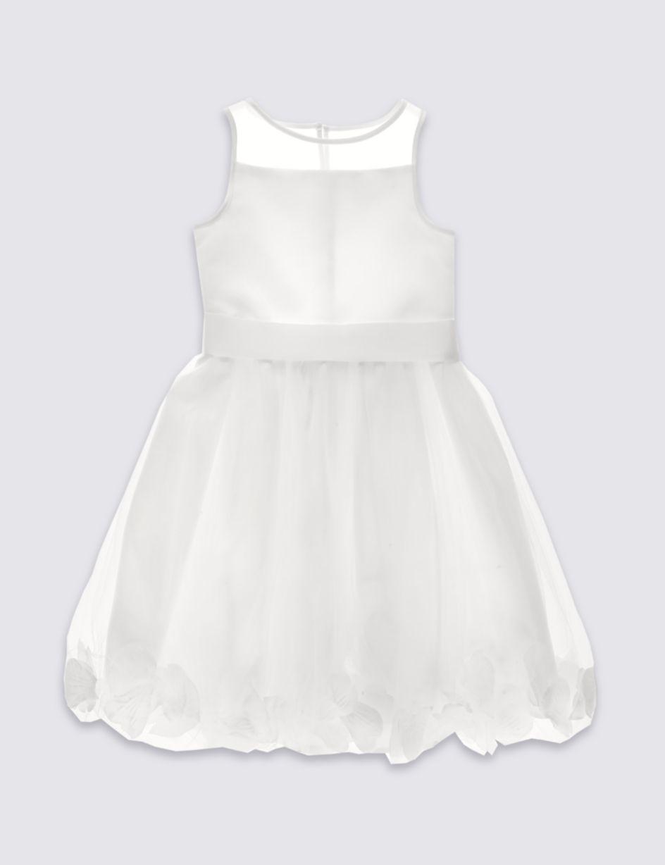 shopping biggest discount really comfortable Petal Hem Communion Dress (5-14 Years) | M&S