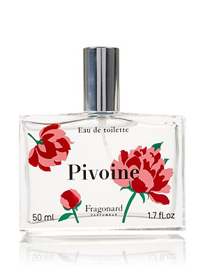 Pivoine Eau De Toilette 50ml Fragonard Ms