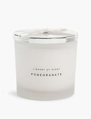 Pomegranate 3 Wick Large Candle Image 2 of 4