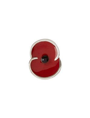 Poppy Enamel Lapel Pin