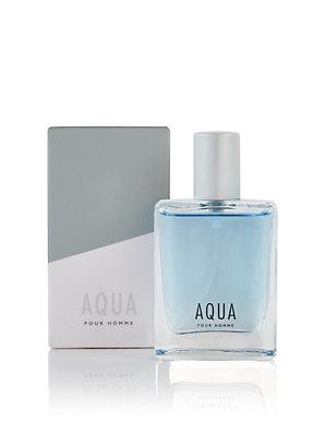 d163cb6a39c Pour Homme Eau De Toilette 30ml | Aqua | M&S