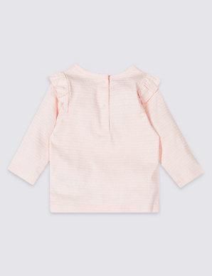 53a192b9 Pure Cotton Mummy & Me Top | M&S