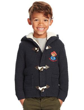 Popular Brand Paddington Bear Cardigan Marks And Spencer Boys' Shoes Kids' Clothing, Shoes & Accs