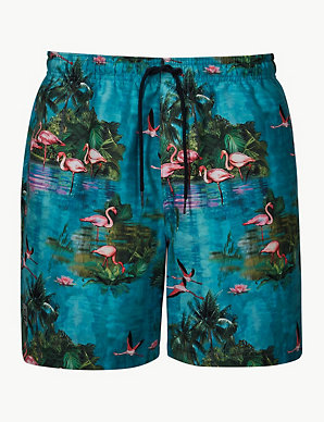 742a6621eb Product images. Skip Carousel. Quick Dry Printed Swim Shorts