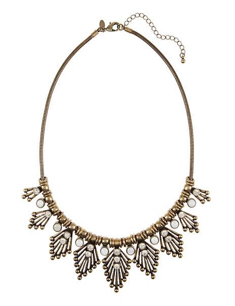 Diamanté Sparkle Necklace