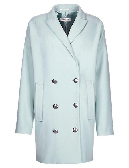 Button Through Coat